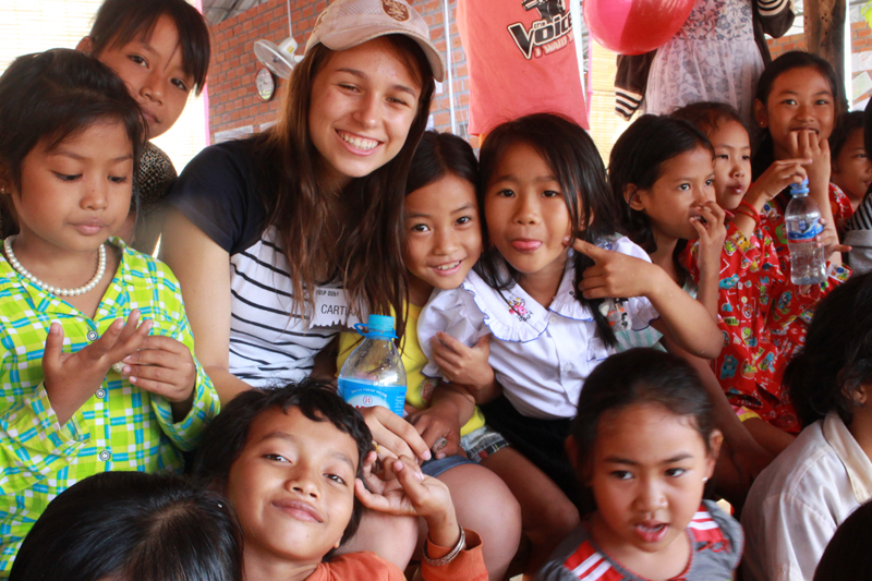 Help Out Cambodia
